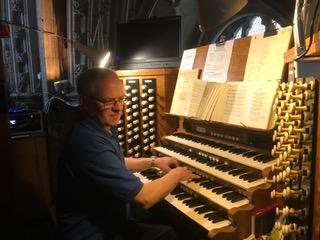 Minster Organ