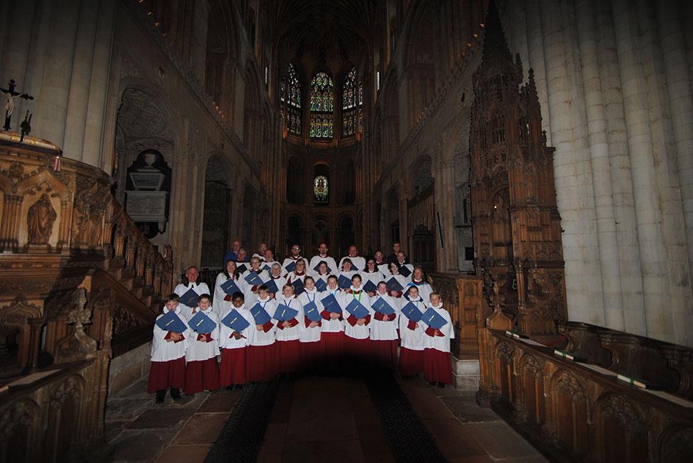 Choir-Tour